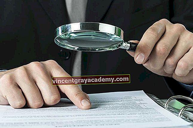 Revidirani računovodski izkazi
