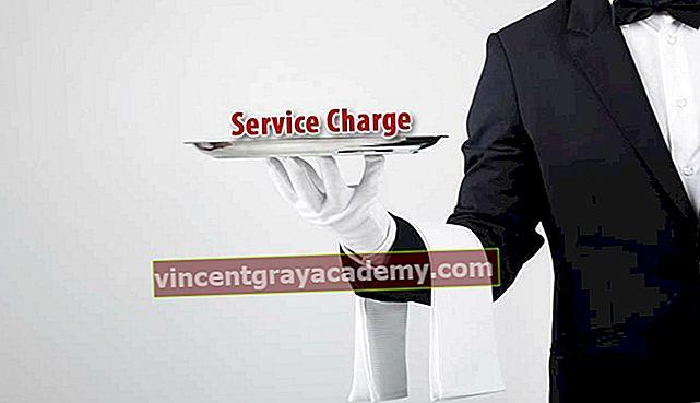 Mi az a szolgáltatási díj?