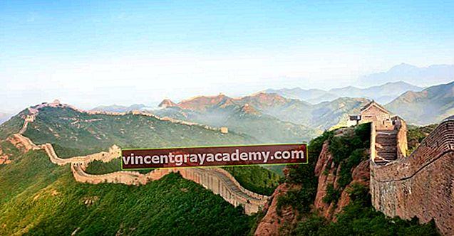 Čo je čínsky múr?
