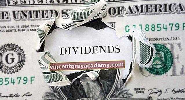 Kaj je dividenda?