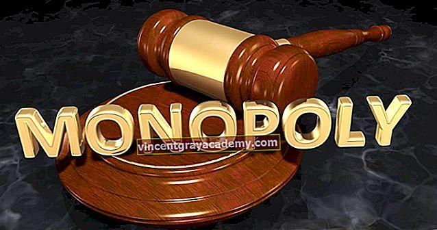 Hva er et juridisk monopol?