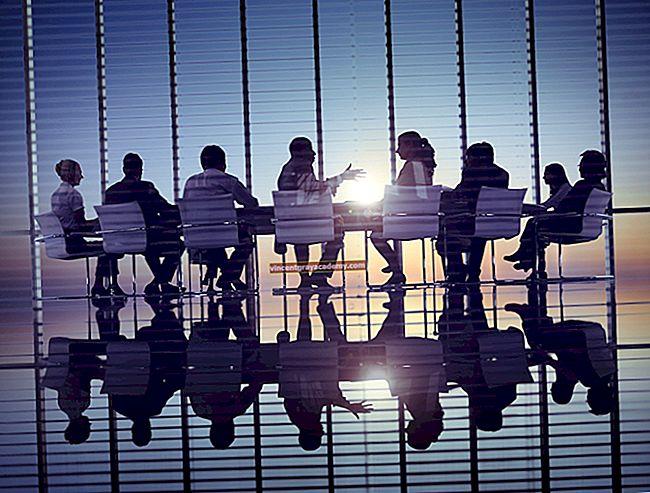 Kakšne so vrste podjetij?