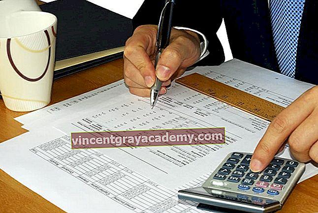 Kaj je računovodstvo na podlagi nastanka poslovnega dogodka?