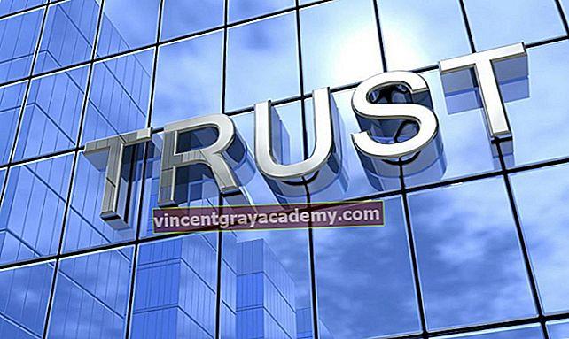 Hva er en Trust Bank?