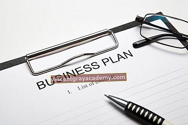 Hva er en forretningsplan?