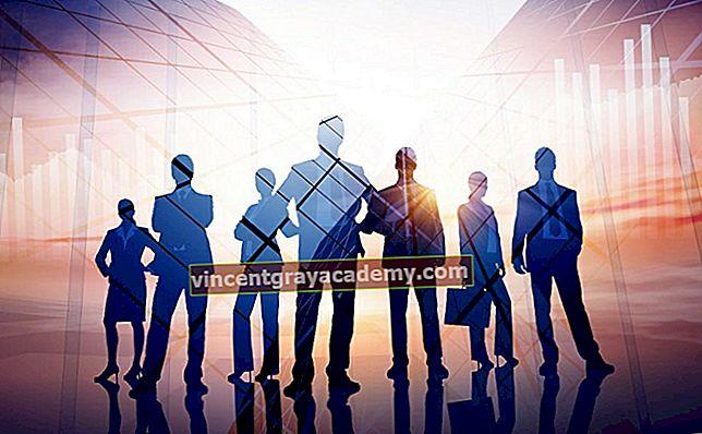 Katere so različne vrste organizacij?
