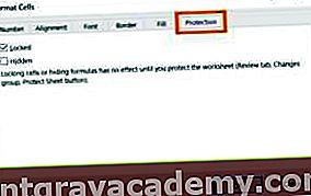 Προστασία δεδομένων Excel
