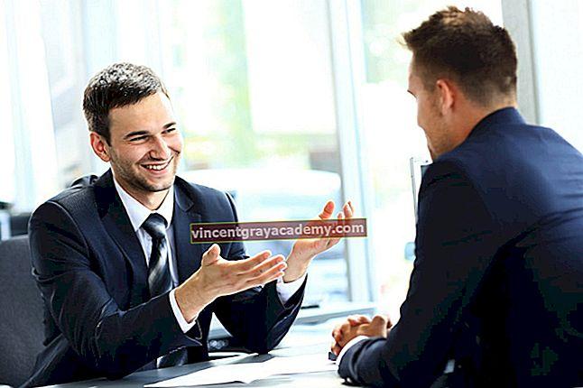 Τι είναι μια ενημερωτική συνέντευξη;