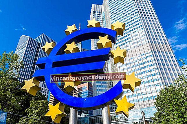유럽 중앙 은행 (ECB)이란 무엇입니까?
