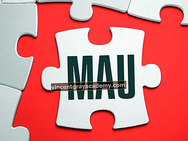 Kaj so mesečni aktivni uporabniki (MAU)?