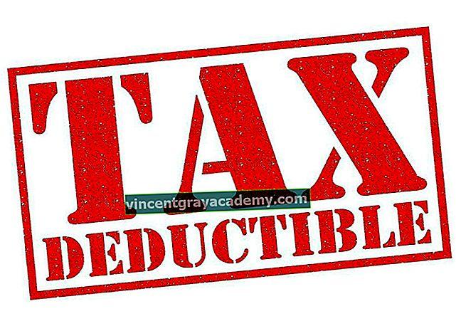 Hva er en fradragsberettiget skatt?