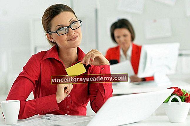 Kaj je analiza kreditne kartice?