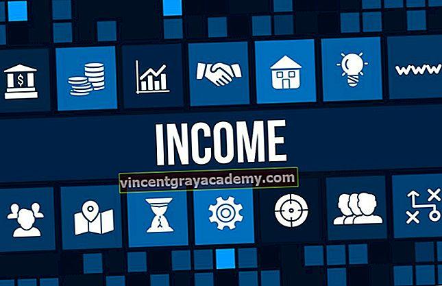 Kaj je dohodek?