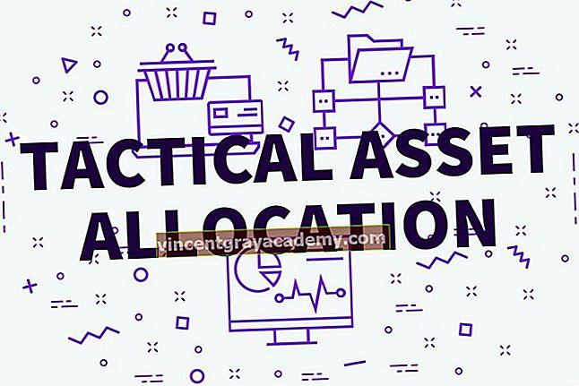 Kaj je taktična dodelitev sredstev (TAA)?