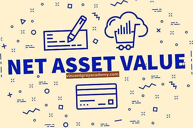Kaj je neto vrednost sredstev?