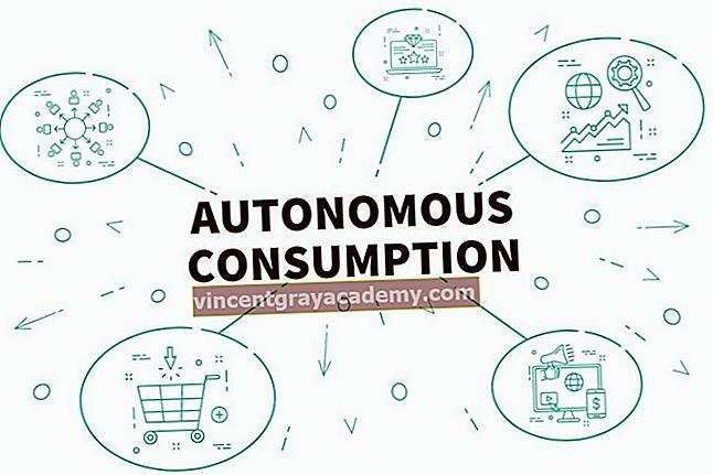 Hva er autonomt forbruk?