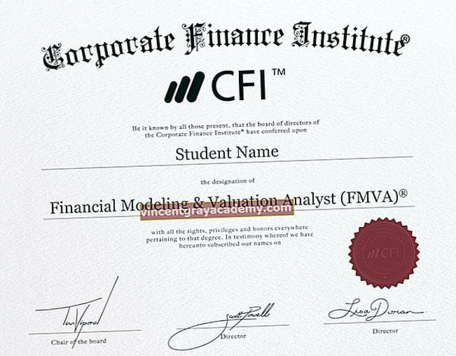 Hva er FMVA Financial Analyst Certification?