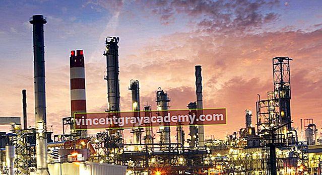 Økonomisk modellering innen olje og gass
