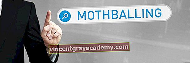 Mothballing은 무엇입니까?
