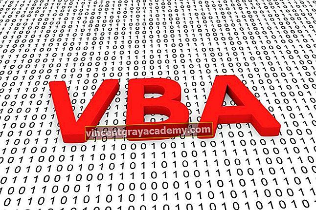 Συμβουλές για τη σύνταξη VBA στο Excel