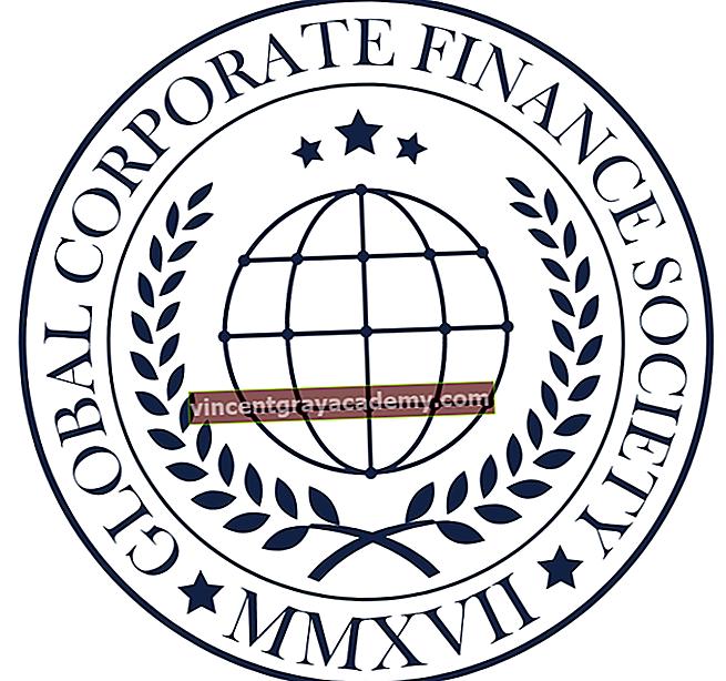 Corporate Finance Institute & rsquo; s offisielle anerkjennelse