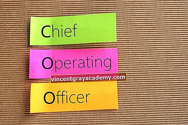 Hva er Chief Operating Officer (COO)?