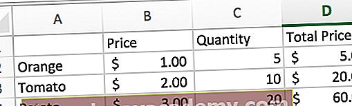 De ce să utilizați comenzile rapide Excel?