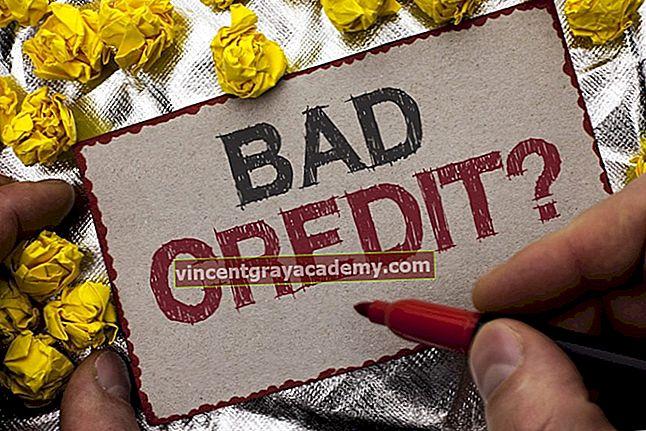 Care sunt cauzele unui credit rău?