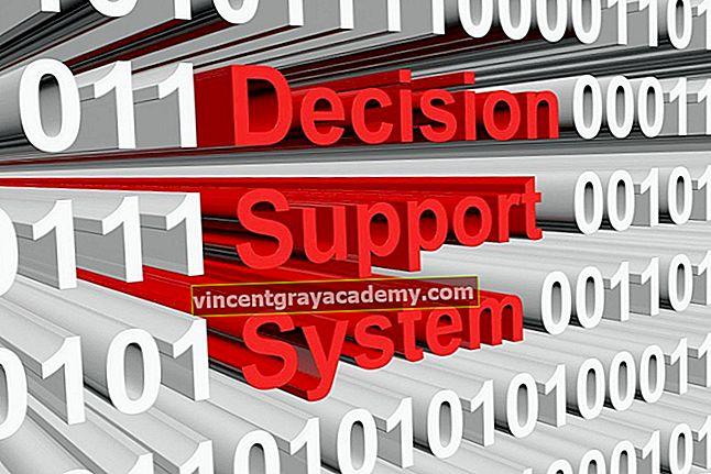 Ce este un sistem de asistență pentru decizie (DSS)?