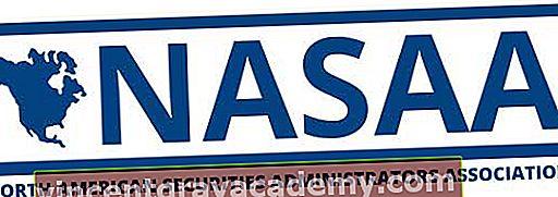 Hva er den nordamerikanske verdipapiradministratorforeningen (NASAA)?