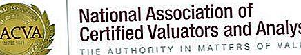 Τι είναι η Εθνική Ένωση Πιστοποιημένων Εκτιμητών και Αναλυτών (NACVA);