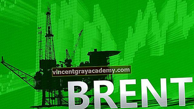 Hva er North Sea Brent Crude?
