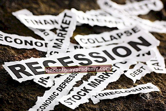 Mi a recesszió?