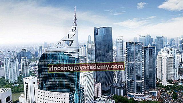 Finansielle modelleringskurs i Jakarta