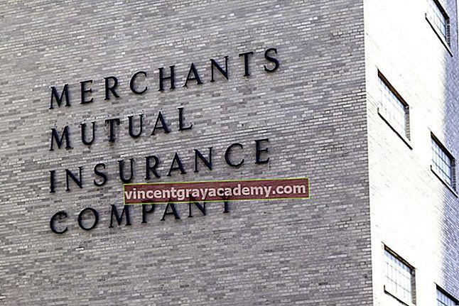 상호 보험 회사는 무엇입니까?