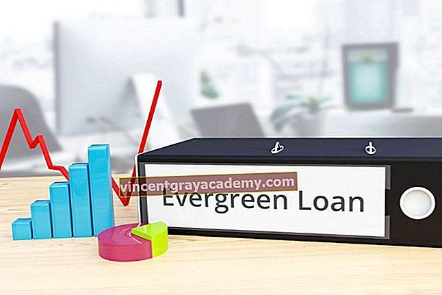 에버그린 대출이란 무엇입니까?