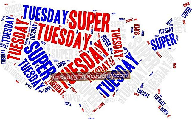 슈퍼 화요일은 무엇입니까?