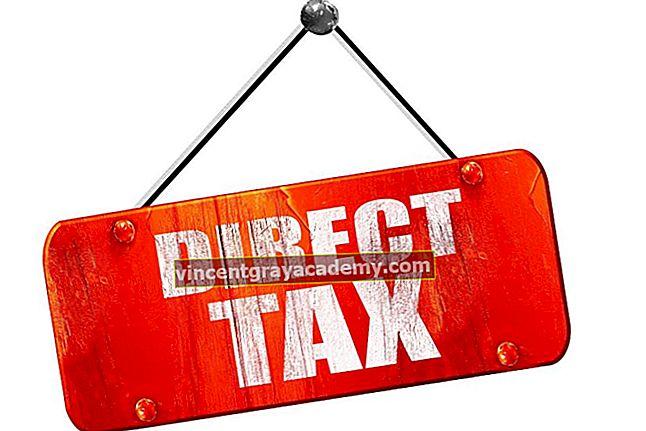Mik azok a közvetlen adók?