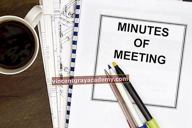 Ce sunt procesele verbale ale ședinței?