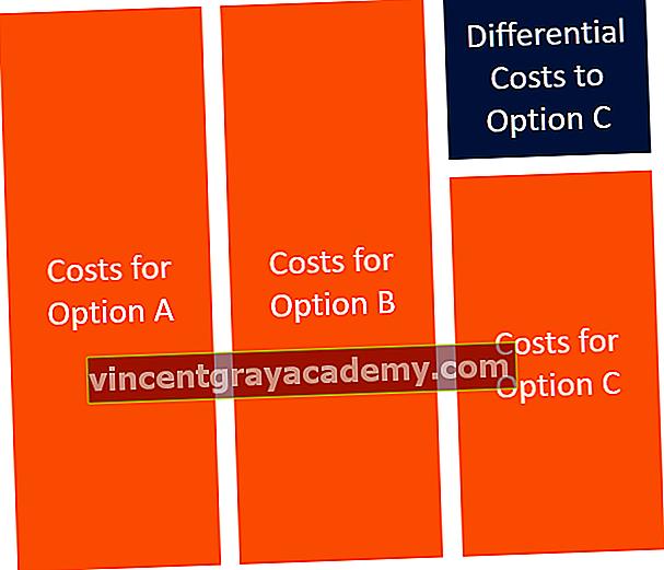 Hva er differensialkostnad?
