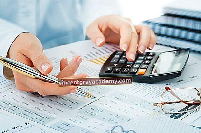 Hva er regnskapstransaksjoner?