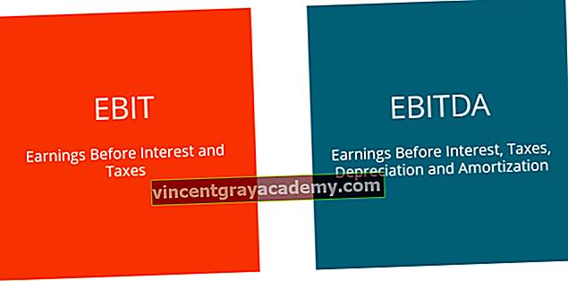 Mi a különbség az EBIT és az EBITDA között?