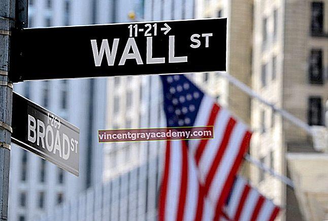 Mi az a Wall Street?