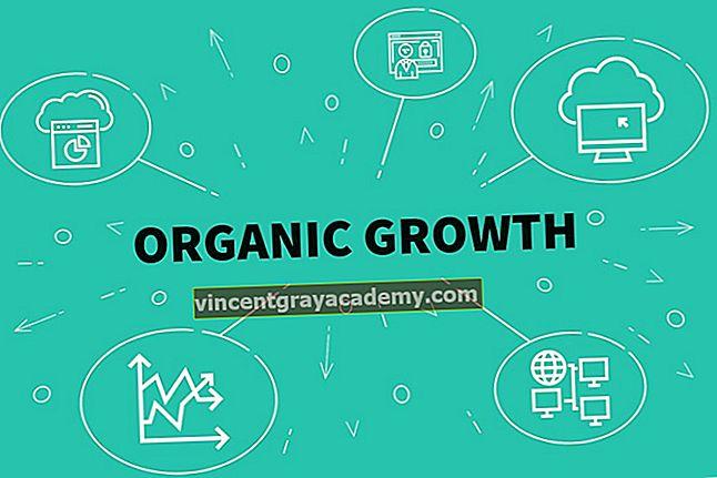 Hva er organisk vekst?