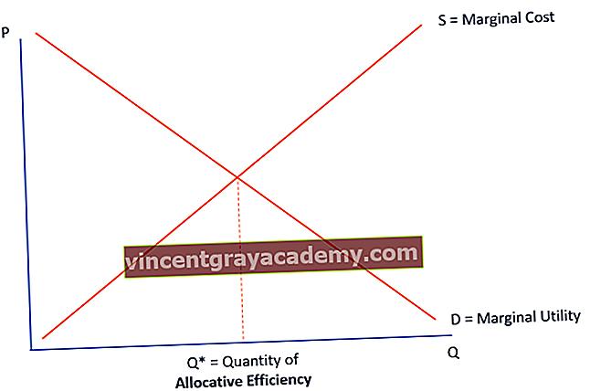 Hva er allokativ effektivitet?